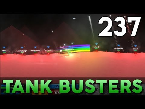 [237] Tank Busters (Let's Play ShellShock Live w/ GaLm and Friends)