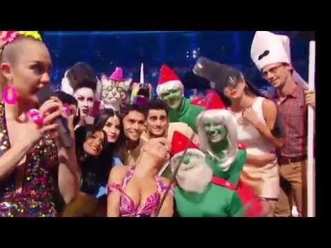 Priyom Haider - MTV Vmas 2015 Miley Cyrus Instagram cast appearnce
