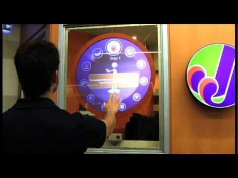 DSign Interactive at Jugo Juice Vancouver