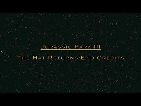 "Jurassic Park III Soundtrack ""The Hat Returns/End Credits"""