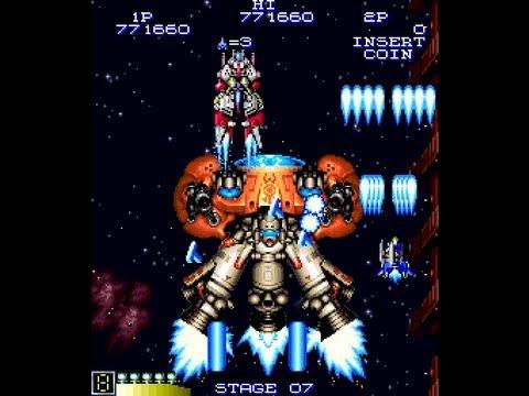 Arcade Longplay [319] Final Star Force