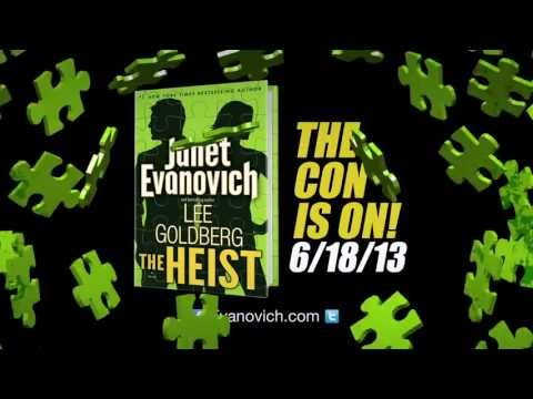 Meet Nick Fox And Kate O'Hare (from THE HEIST By Janet Evanovich & Lee Goldberg)