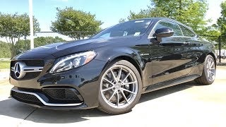 NEW Mercedes-AMG C63 FULL REVIEW - 2017 FASTEST AMG??