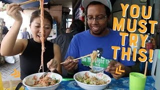 WHAT TO EAT IN BANGKOK! Thai Market Food ft. BKK Fatty
