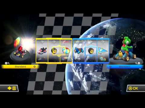 Mario Kart 8 with Nilly896