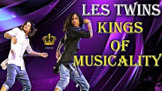 Les Twins | Kings of Musicality