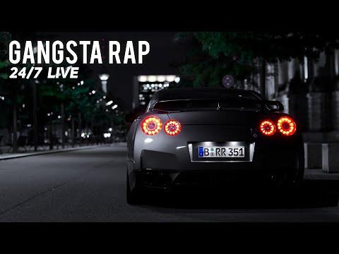 Rap Radio 🔴 Gangsta Rap & Underground - Bass Boosted