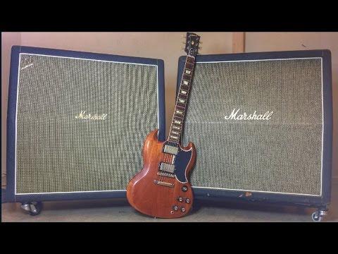Marshall 4X12 - Handwired REISSUE Vs ORIGINAL