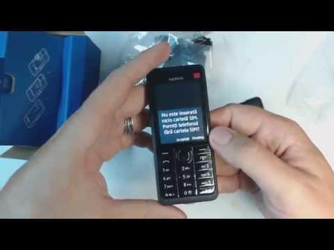 Nokia 301 unboxing