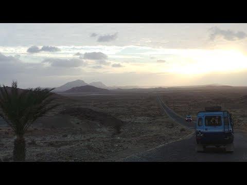 Boa Vista - Cape Verde - Riu Touareg - TUI - December 2017