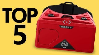 Top 5 Best VR Headsets For Android & iPhone