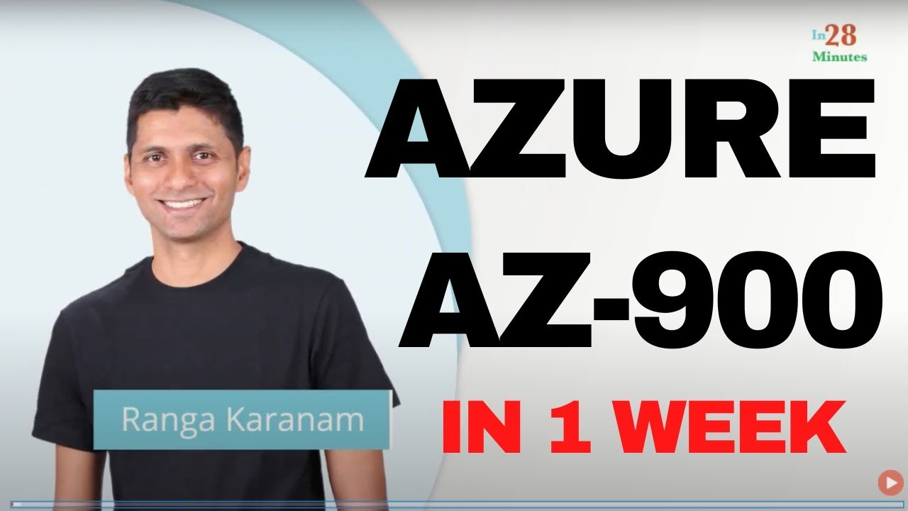 STEP By STEP Plan: Learn Azure and Get Certified in 1 WEEK