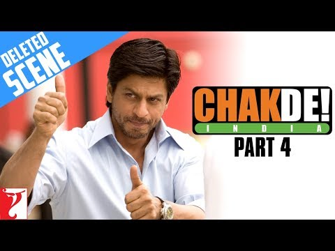 Deleted Scenes | Chak De India | Part 4 | Shah Rukh Khan thumbnail