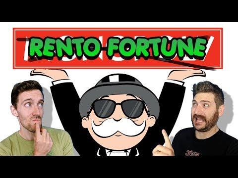 DEFINITELY NOT MONOPOLY - Rento Fortune Gameplay