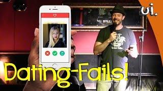 Die schlechtesten DATING Apps Antworten - FAILS!