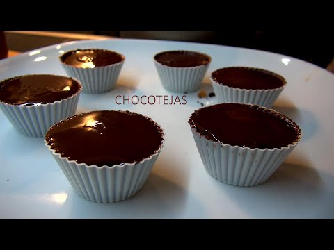 Chocotejas | Peruvian sweet