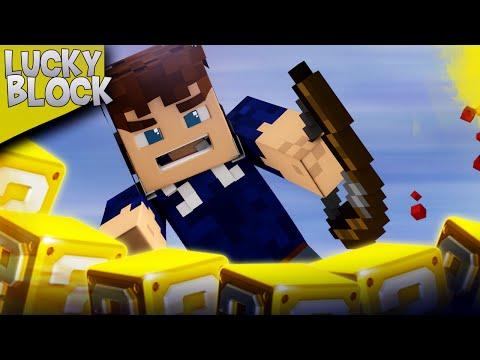 SCHIET ZE ERAF! - Minecraft Lucky Block