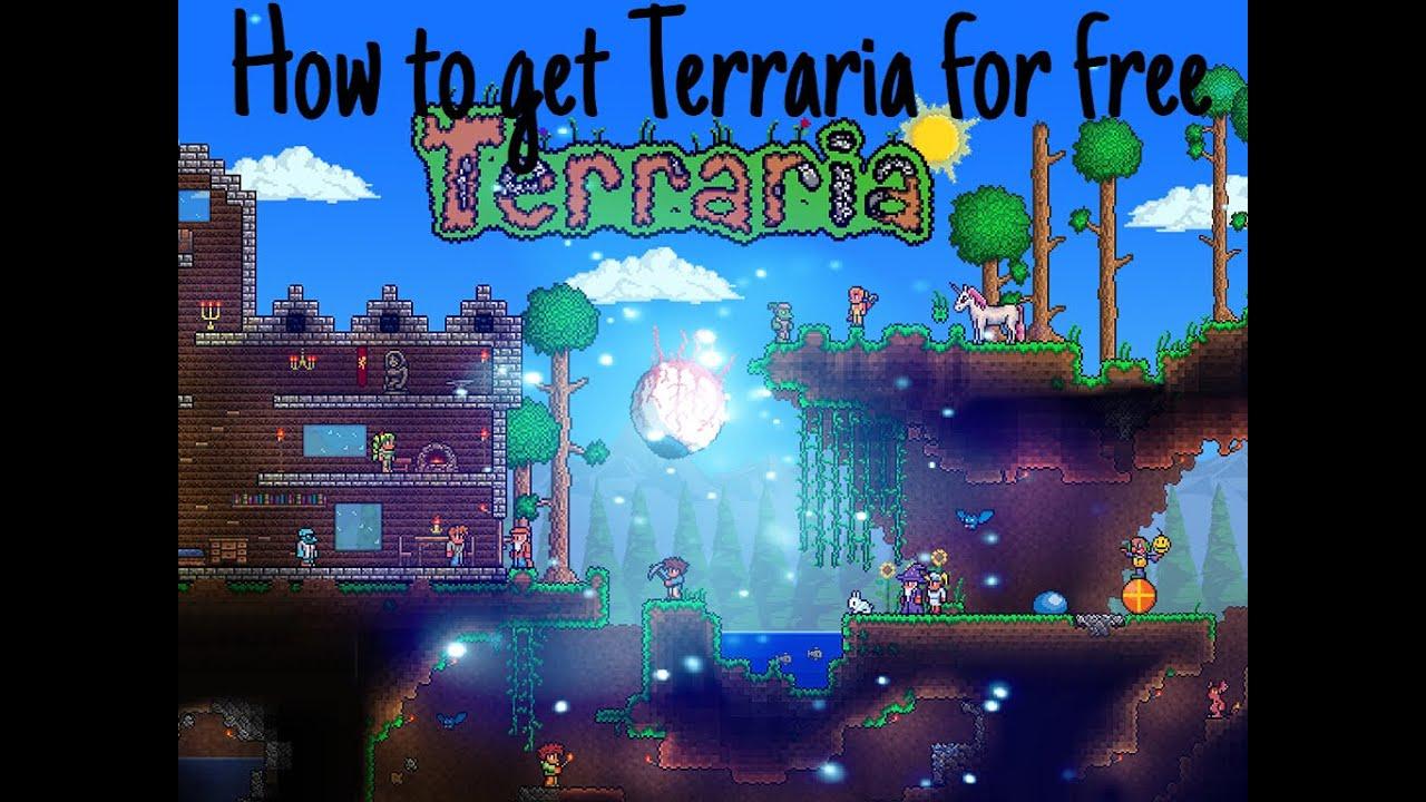 Terraria com free