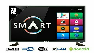 Android Weston WEL3200S 80 cm(32) HD Ready SMART LED Television Unboxing[My True Support] HINDI/URDU