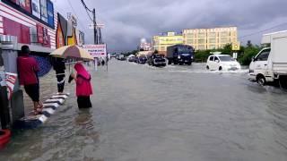 Banjir di Kelantan (G orange Mall) 2017