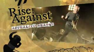 Rise Against - Appeal To Reason...