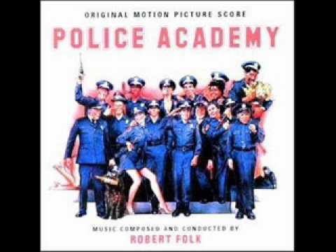 Police Academy Soundtrack - Police Academy March