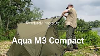 Aqua M3 Compact bivvy