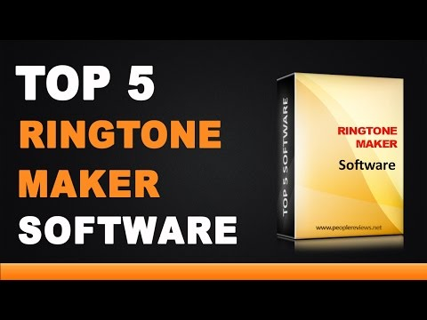 Best Ringtone Maker Software - Top 5 List
