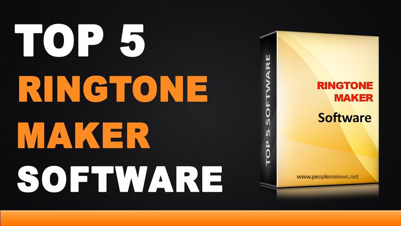ringtone maker for windows 10 pc
