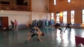 Stage danse/les arc 1800/ 2016  Penelope VANELLE