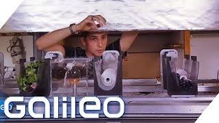 Das erste vollautomatische Restaurant | Galileo | ProSieben
