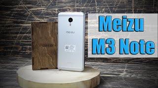 Meizu M3 Note огляд збалансованого смартфона без надмірностей | review| відгуки| купити