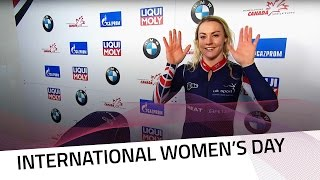Celebrating the International Women's Day | IBSF Official