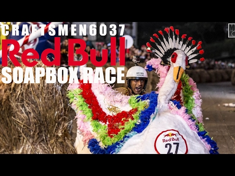 Red Bull Soapbox Race India 2016 | Team Pushpak Vimhan