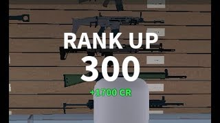 Rank 300 in Phantom Forces | ROBLOX