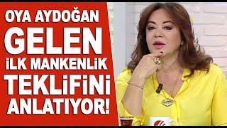 Oya Aydoğan kendisine gelen mankenlik teklifini anlatıyor! (Bir Zamanlar) 08.02.2013
