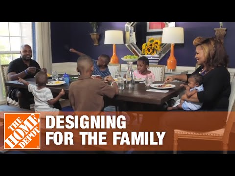 Start to Finishes: Designing for the Family