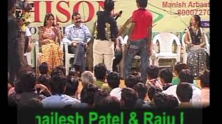 Gujarati Garba Song Navratri Live 2011 - Lions Club Kalol - Vikram Thakor - Mamta Soni Day-10 Part-5