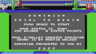 Martin Walker - Dominion [C64]