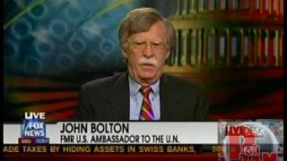 Bolton: Lot of Brave Talk on New Iran Sanctions from Obama, But Not the Prospect of Much Action