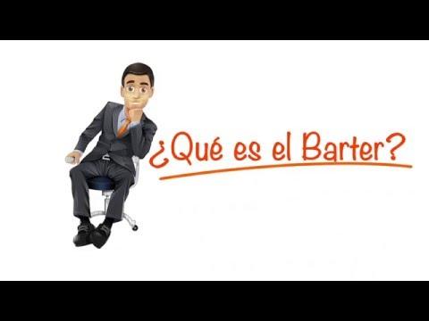 m2b, ¿Qué es el Barter?