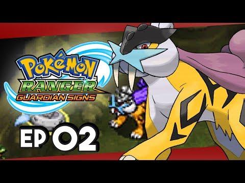 Pokemon Ranger Guardian Signs Part 2 RAIKOU! Gameplay Walkthrough