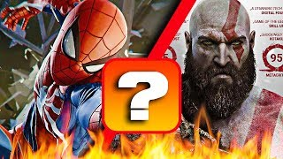 Will Spider-Man PS4 Outsell God of War? Yes and No