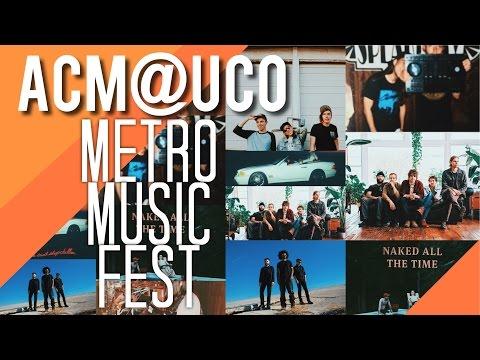 | ACM@UCO - METRO MUSIC FEST |