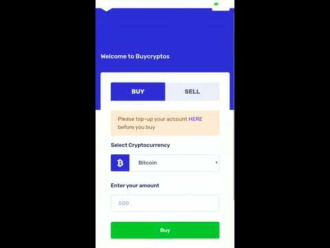 How To Buy Bitcoin In South Africa | Www.buycryptos.co.za