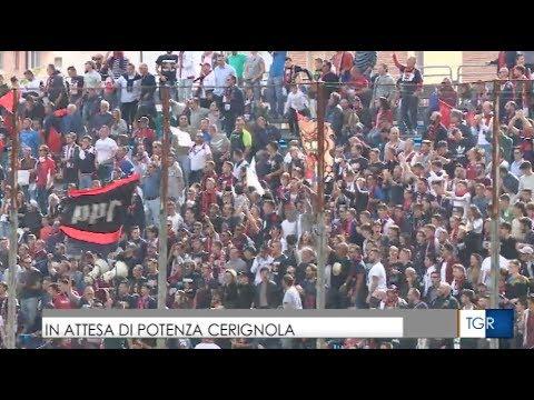 TGR pre-partita Potenza-Cerignola