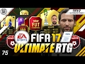 FIFA 17 ULTIMATE ROAD TO GLORY! #75 - RATINGS REFRESH!!!