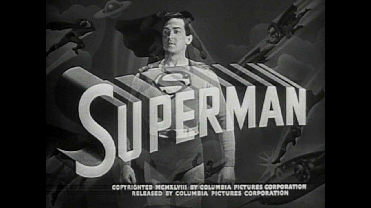 1948 Superman Serial Intro/Introduction