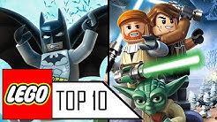 TOP 10 LEGO-Spiele