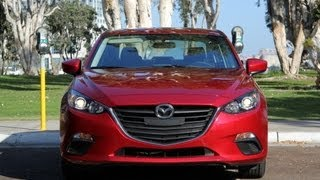 2014 / 2015 Mazda Mazda3 Review and Road Test